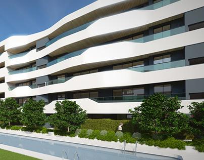 Atria Homes - 3D Architectural Visualization