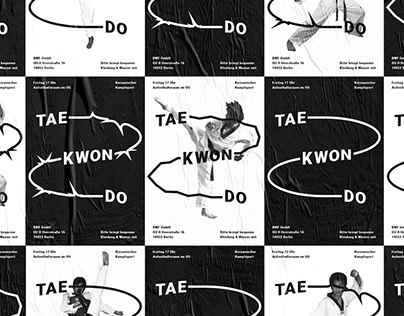 TAE–KWON–DO
