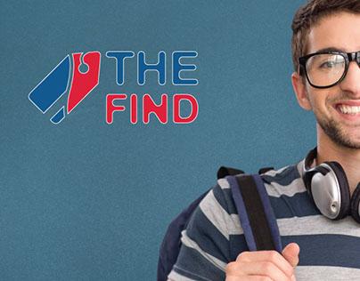 The find logo v1