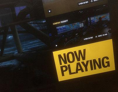 Action Film Website