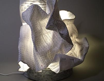 Lumpy Lamp