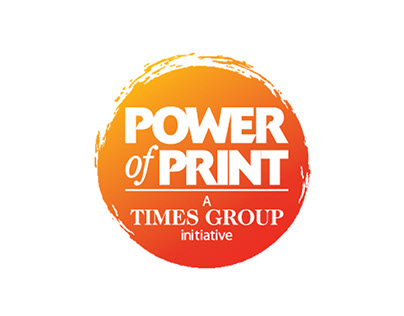 National Winner -Times Power of Print- Student category