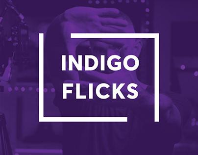 Indigo Flicks - Logo & Branding