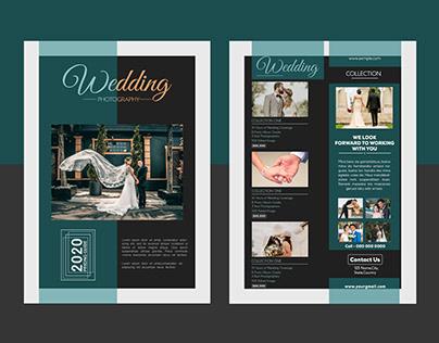 Wedding Photography-Flyer