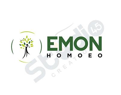 EMON HOMOEO/ LOGO