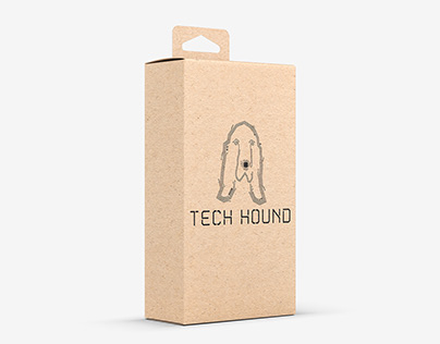 Tech Hound Logo