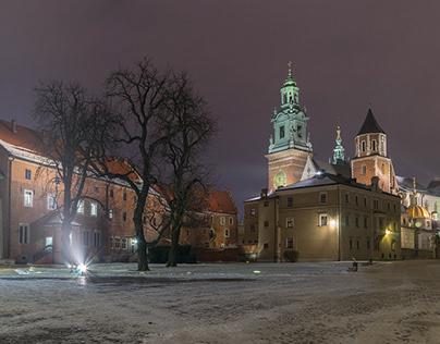 Wawel - the seat of Polish kings