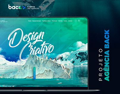 Design Website - Creative Agency