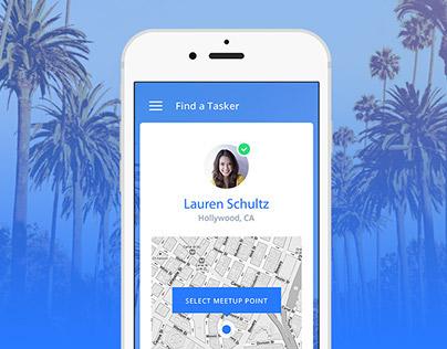 Tasker-on-Demand App (Sanitized Work)