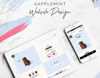 Website Design & Development for Aapplemint