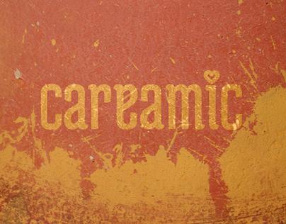 Careamic Alapítvány / Careamic Foundation / Logo