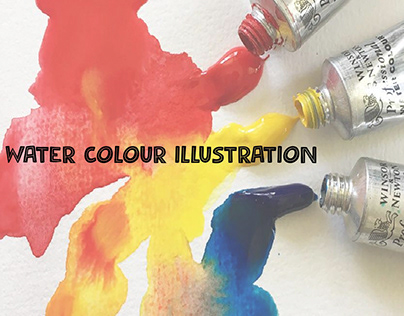Water colour illustrations