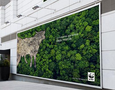 WWF | La industria ganadera deja marca