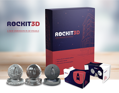 ROCKIT3D The fastest rendering tool out there