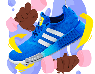 adidas Boost Your Endorphins