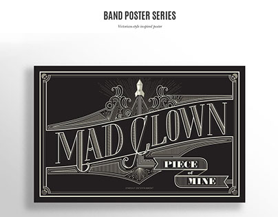 Band Poster Series