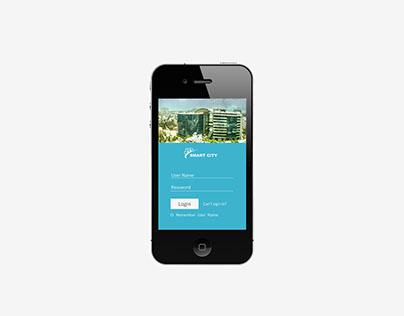 Smart City User Interface