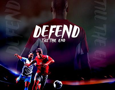Sports Poster Design Idea