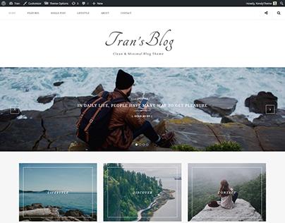 Tran's Blog