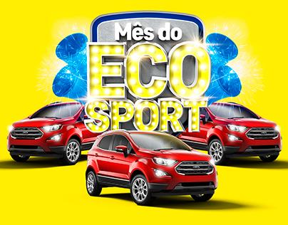 Mês do Ecosport Antares