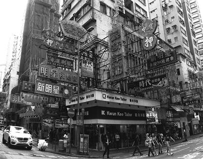 Hong Kong (19-25.10.15)