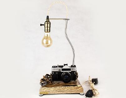 Camera lamps Pride&Joy