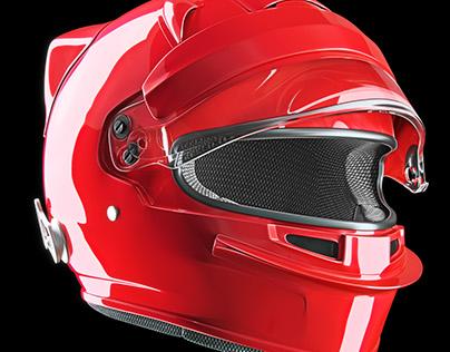 Bell HP7 Racing Helmet