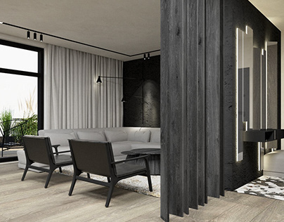 Apartment in Warsaw
