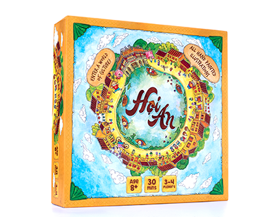 HỘI AN - The Boardgame