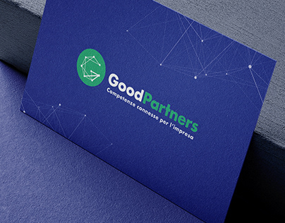 GoodPartners - Identity & Ux/Ui design
