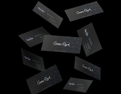 Cosmo Rock Branding