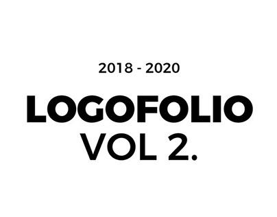 Logofolio Vol.2 2018-2020
