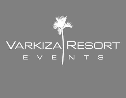 Website Varkiza Resort Events