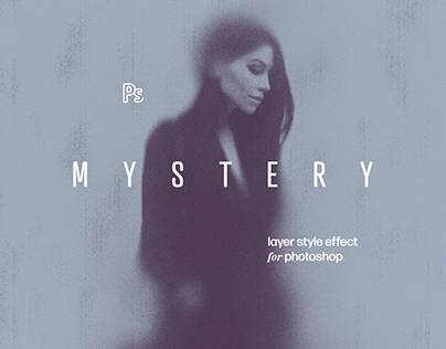 Mystery Photoshop Effect