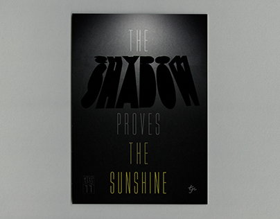 Shadow (Switchfoot) #TYP17-12 Part 11