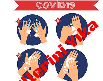 Covid 19 #ElleriniYıka