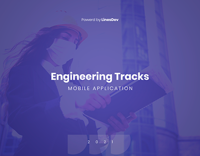 Engineering Tracks | Mobile App