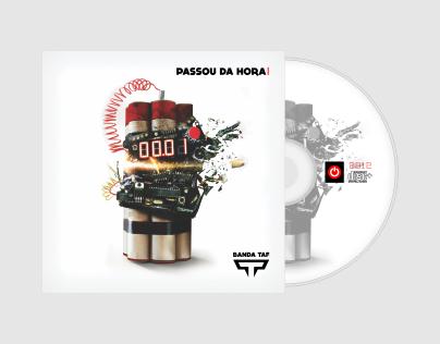 Album Cover - Banda TAF