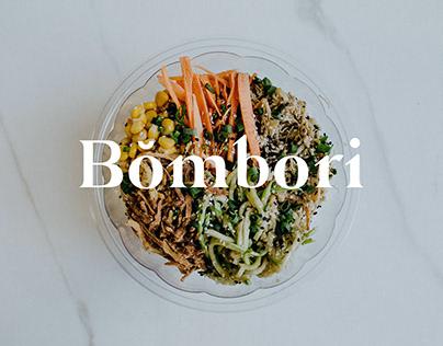 Bómbori Restaurant | Branding