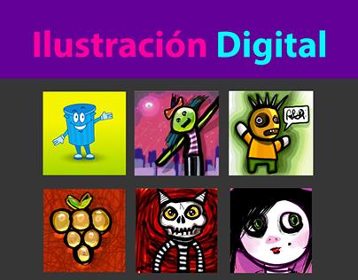 Ilusración Digital