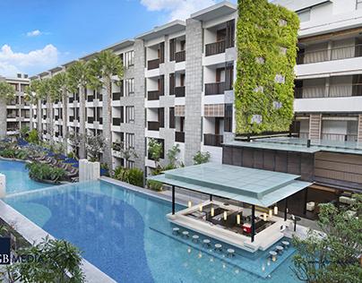 Courtyard by Marriott Bali Seminyak - Hotel Photography