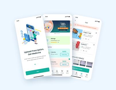 Meds Delivery - Medicine Delivery App