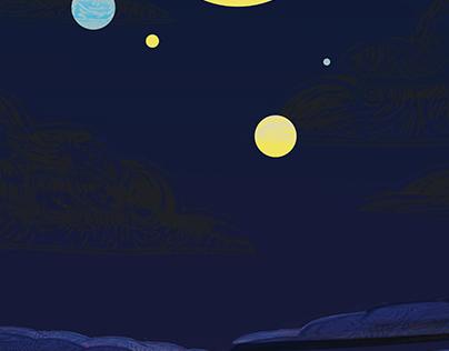 Living Skies - Nighttime