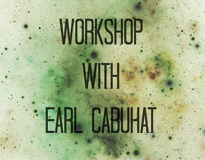 Digital Voices - Workshop with Earl Cabuhat