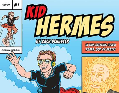 Kid Hermes - Comic