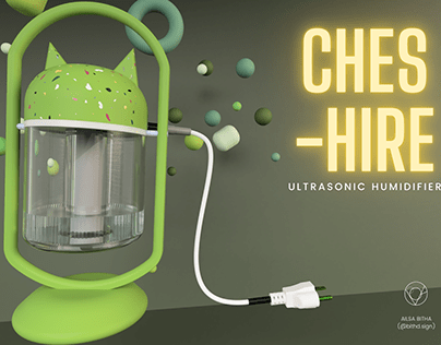 CHES-HIRE ULTRASONIC HUMIDIFIER