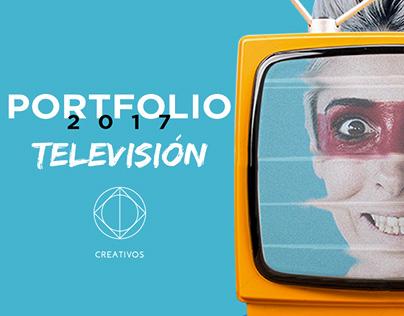 Portfolio Escuelita 2017 - TV