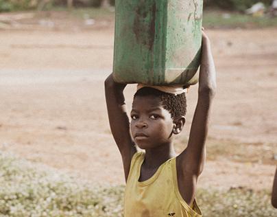 The Ghana Boy Portrait