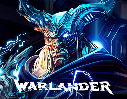 Warlander - Morven Poster