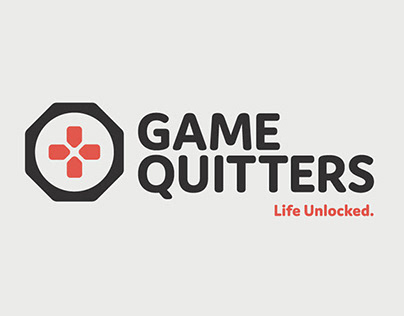 Game Quitters - Rebrand